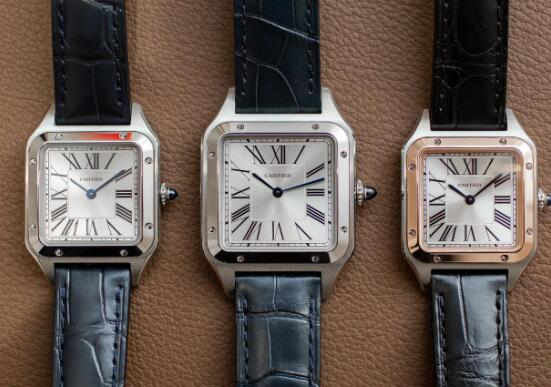 With the quartz movement, the Cartier watches are very cheap.