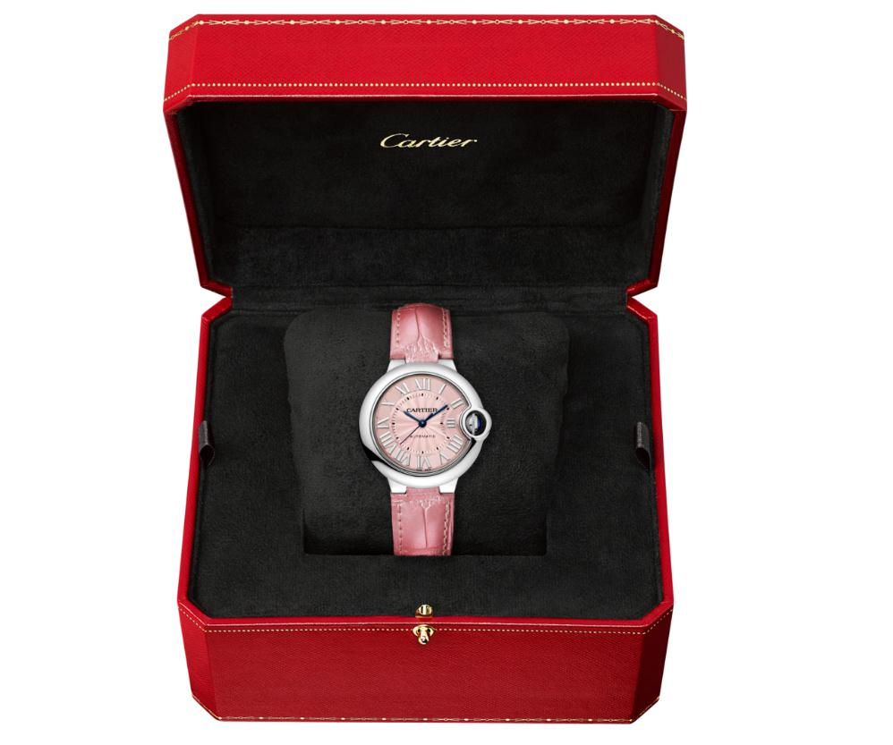 The famous copy watches are designed for females.