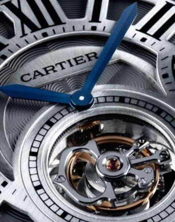The attractive copy watches have tourbillons.